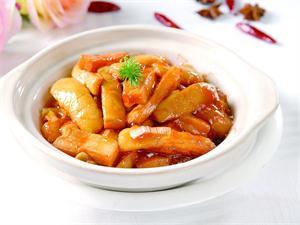 美味粤菜鱼香茄子煲 一道让人回味无穷的家常菜