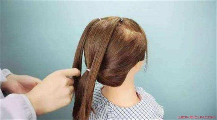小女孩可爱发型有哪些