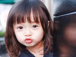 今年流行小女孩发型 妈妈们一起来将小女儿打扮成可爱公主吧