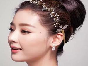 超美流行新娘发型 女生们婚前必须要知道