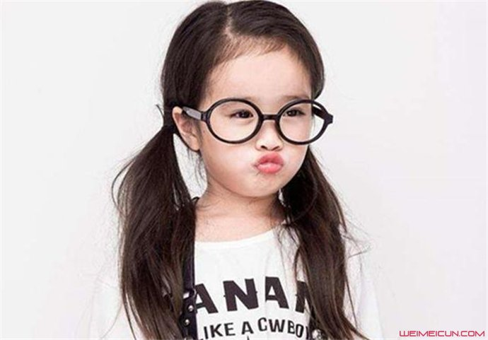 小女孩发型有哪些