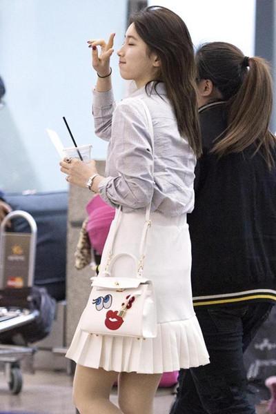韩星最爱大眼睛的包包
