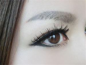 眼线画法教程 给你一双精致的眼睛