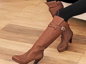 腿粗的穿骑士长靴好看吗 其实只要搭配巧妙一样出彩