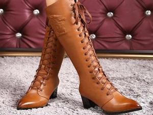 长筒靴老是往下滑怎么办 达人支上几招轻松解决